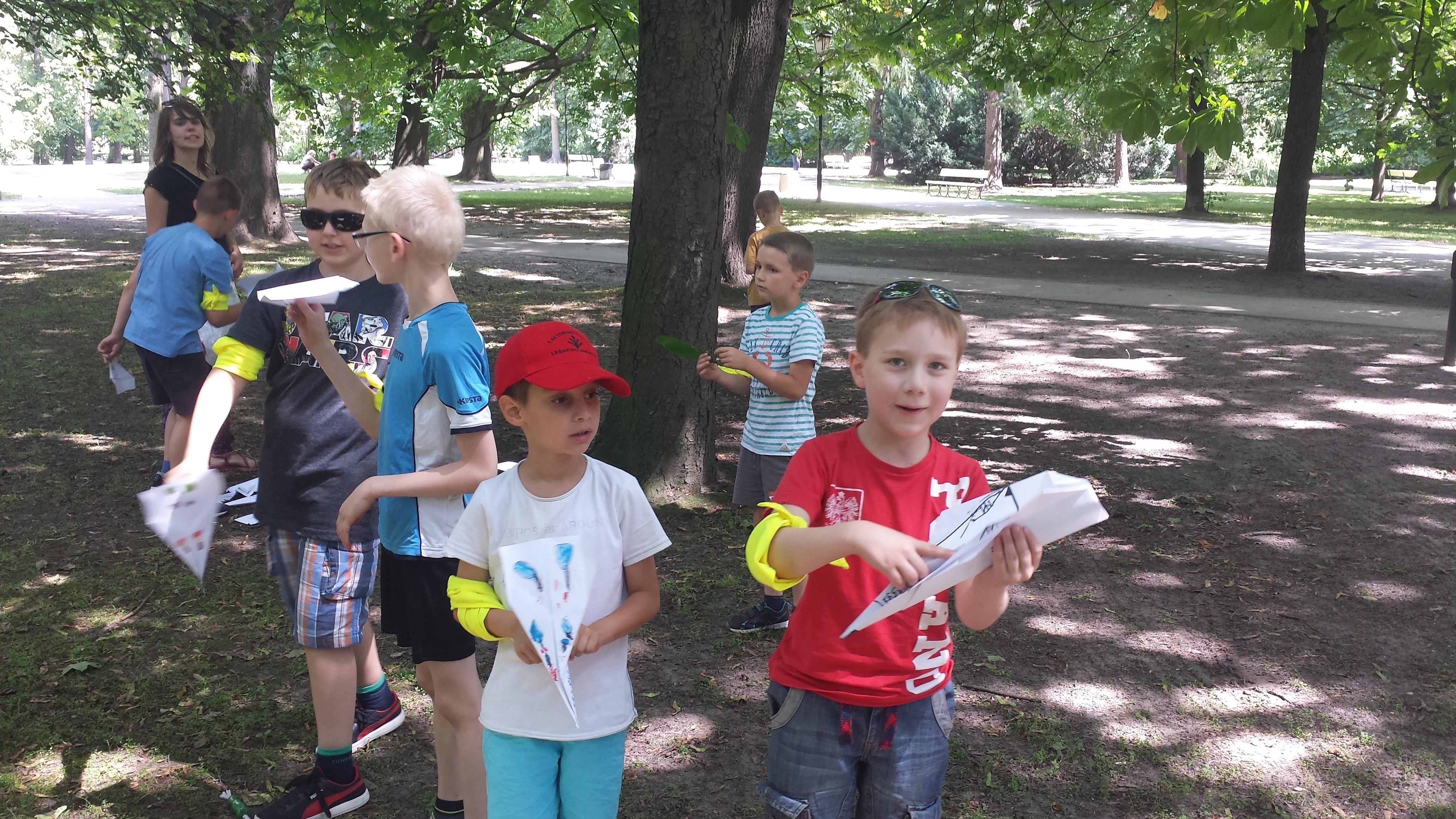 angielski dla dzieci archibald kids wakacje