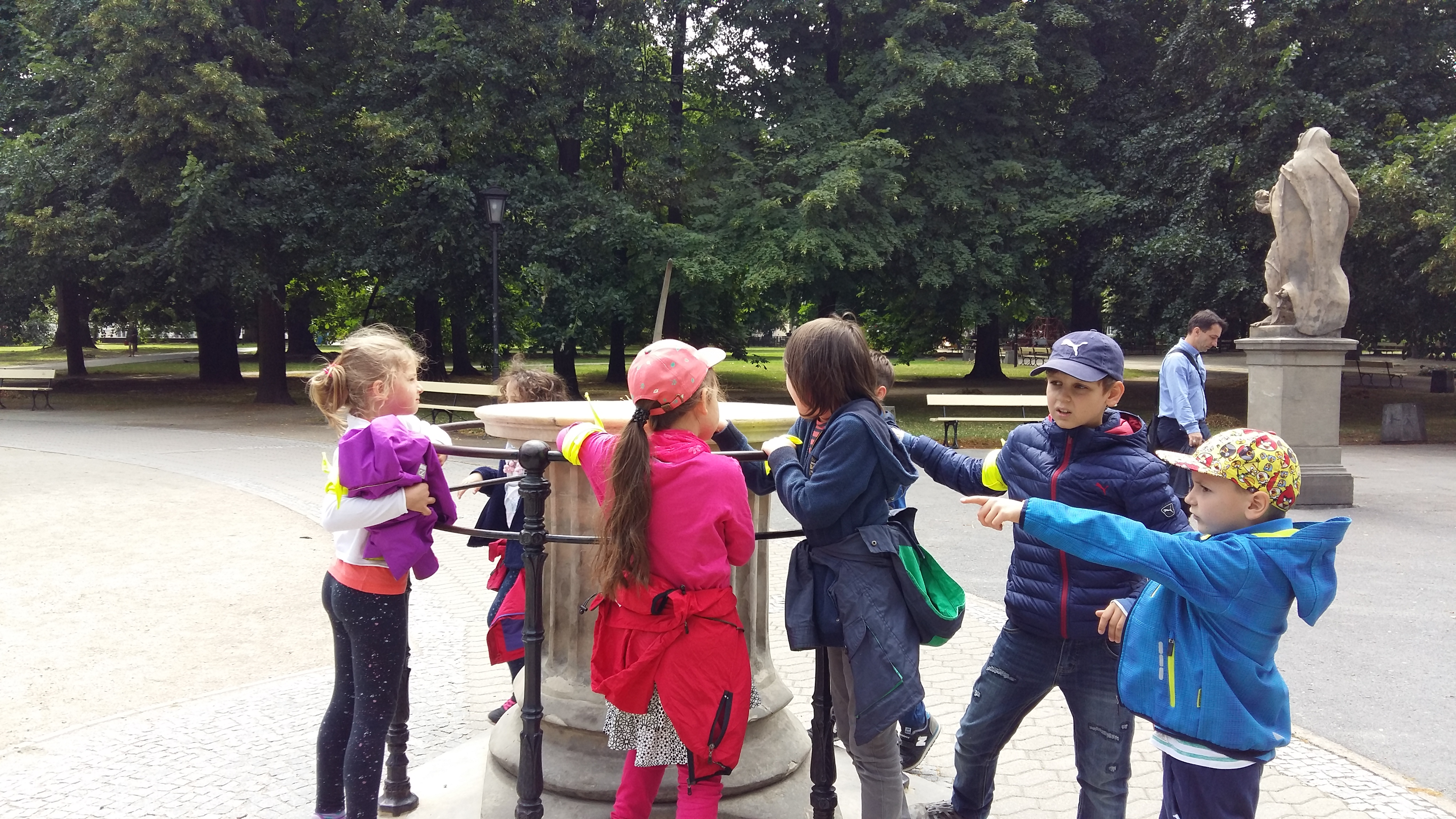 polkolonie jezykowe archibald kids warszawa1