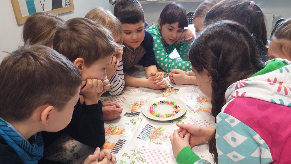 angielski dla dzieci archibald Kids
