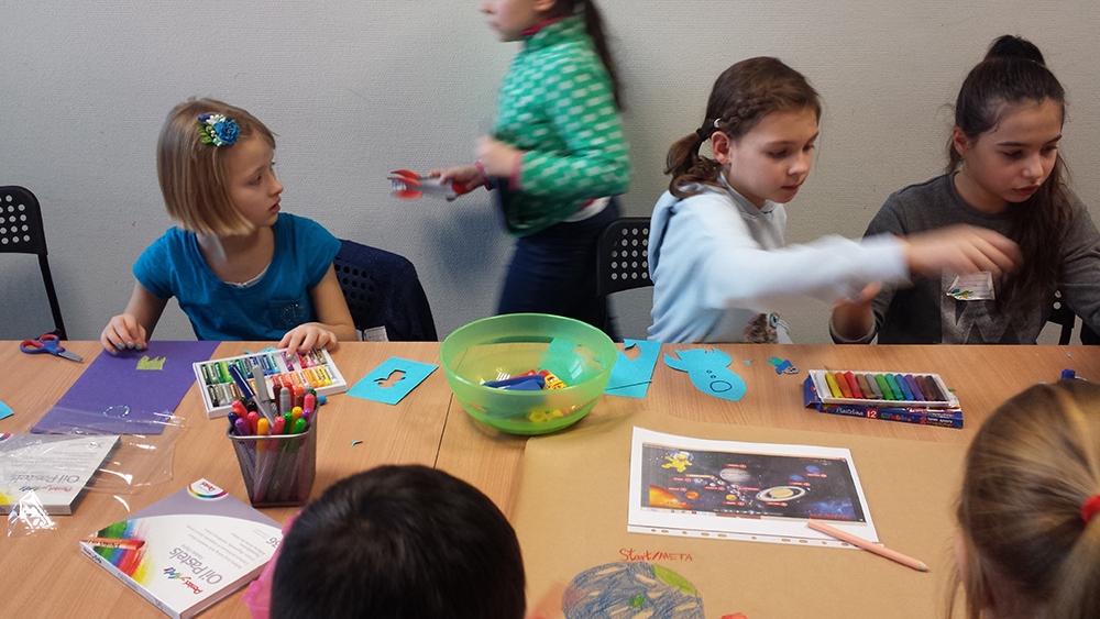 angielski dzieci