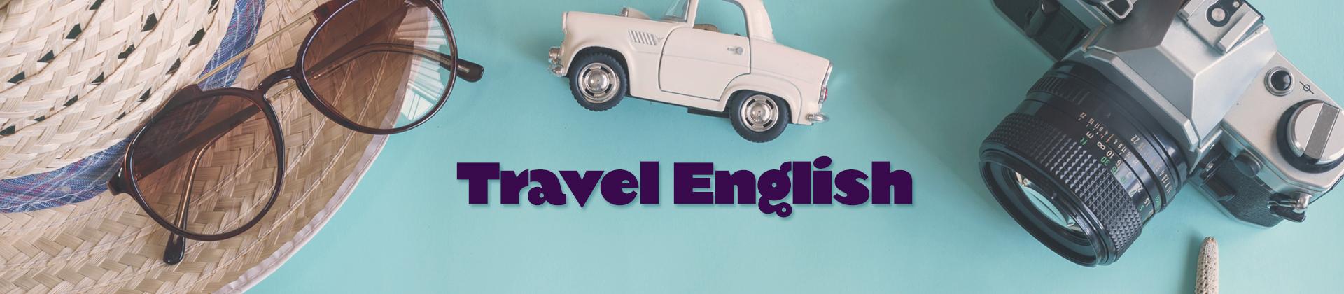 Travel English angielski przed wakacjami