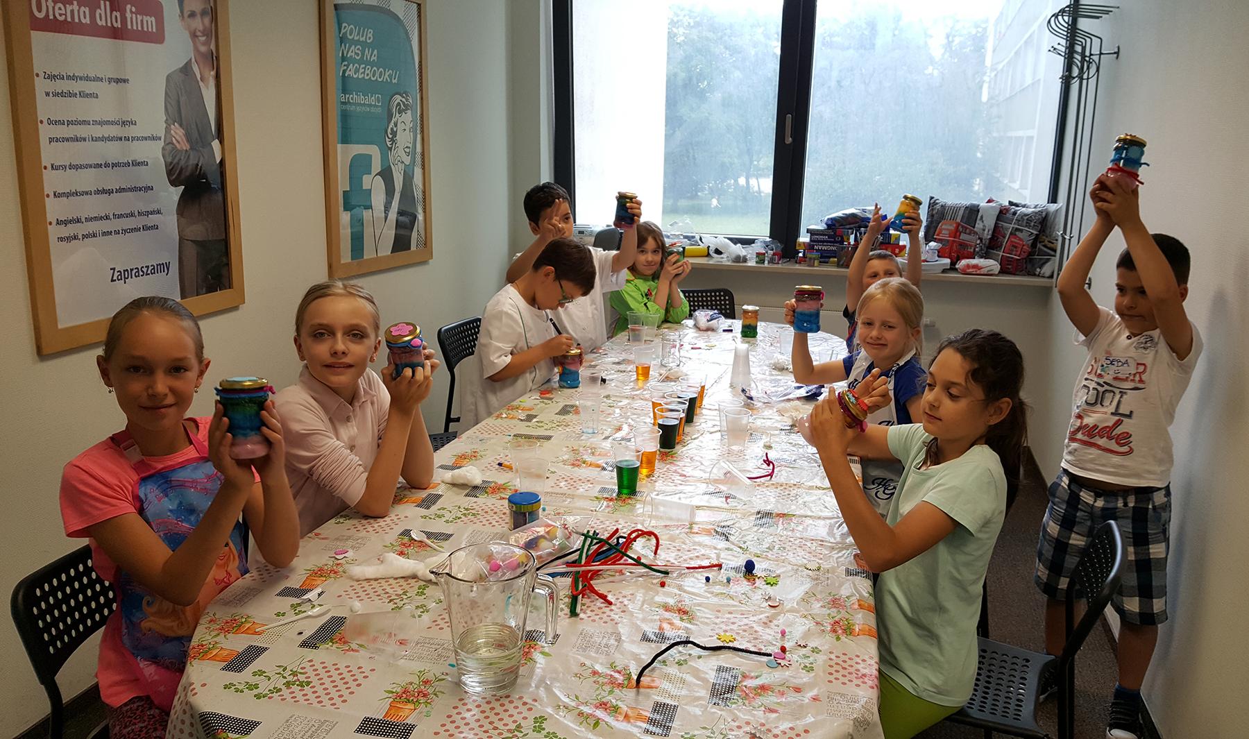 14 polkolonie warszawa archibald kids