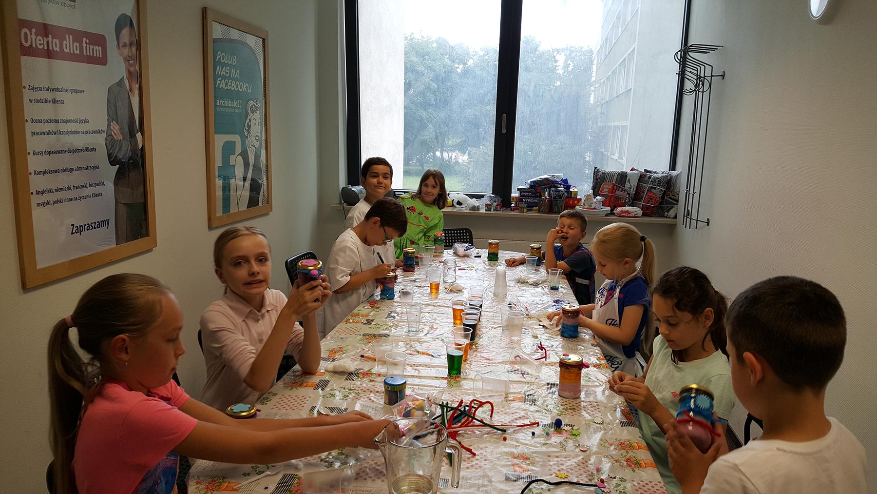15 polkolonie warszawa archibald kids