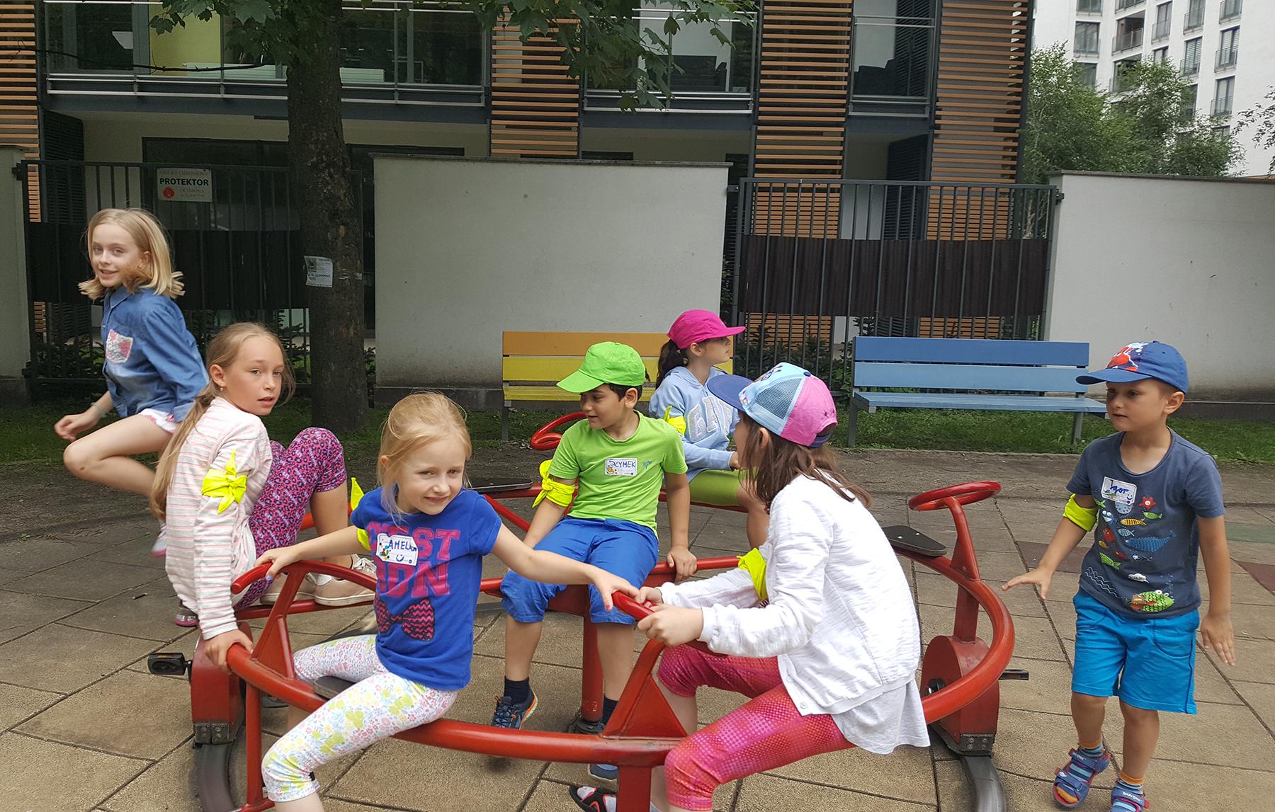 16 polkolonie warszawa archibald kids