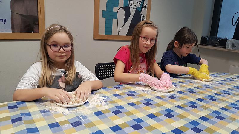 angielski dla dzieci eksperymenty warszawa