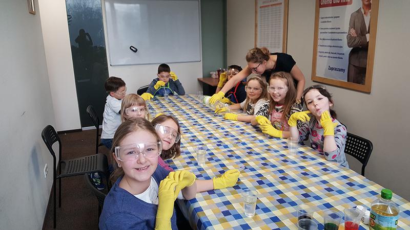 angielski dla dzieci ferie zimowe archibald