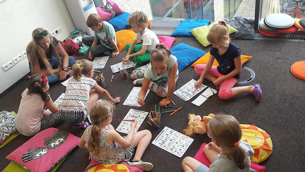 archibald kids angielski dla dzieci