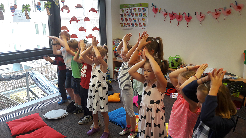 archibald kids polkolonie angielski