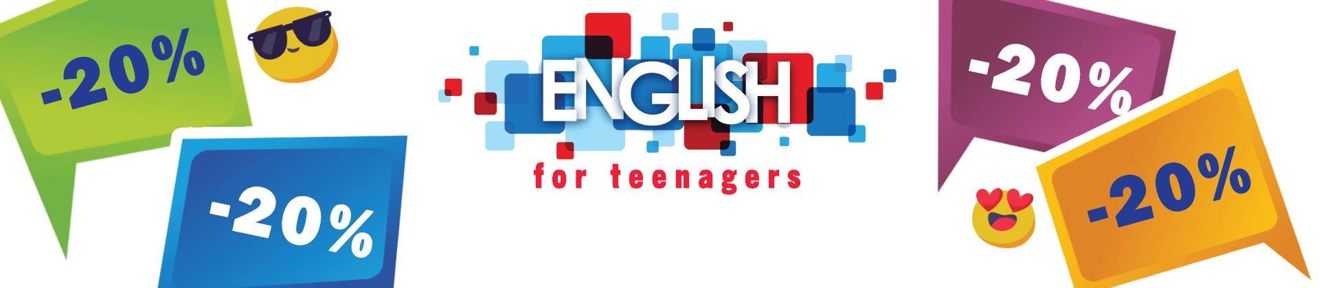 english for teenagers