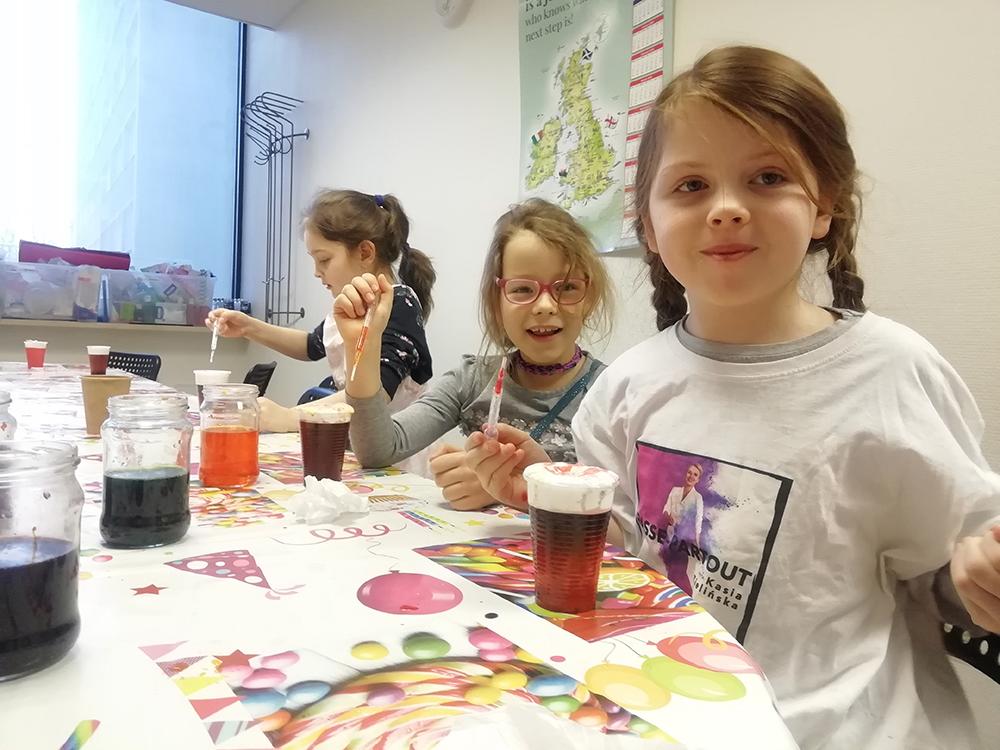 angielski dla dzieci ferie polkolonie warszawa archibald kids