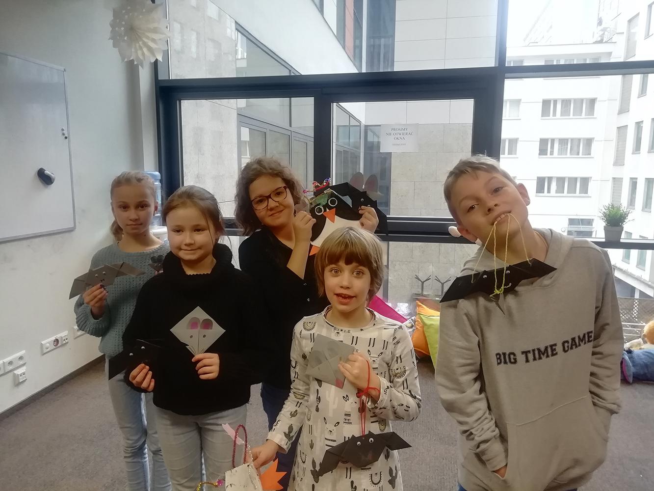 angielski dla dzieci warszawa polkolonie ferie jezykowe archibald kids