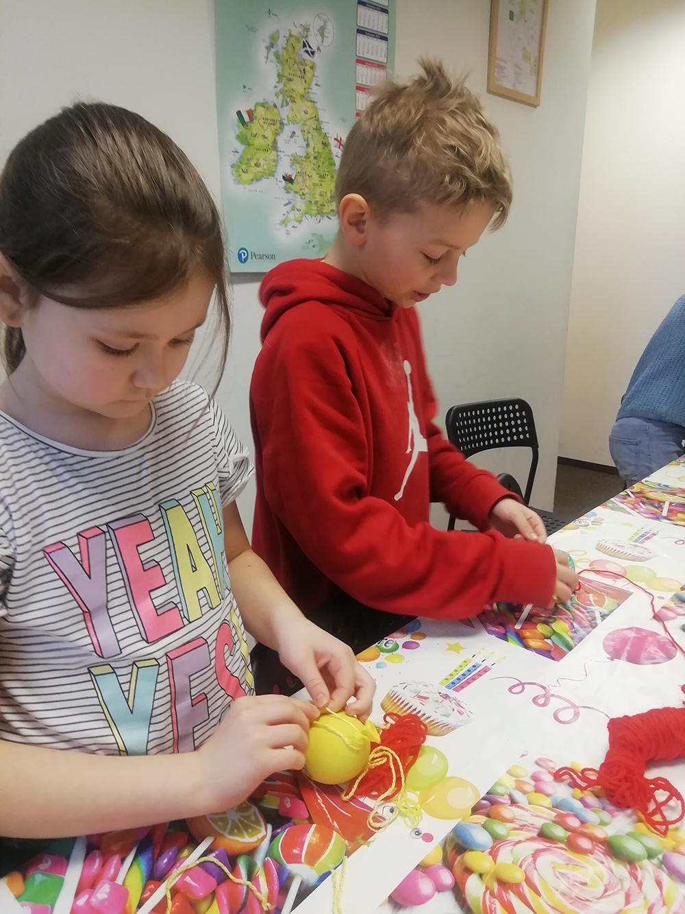archibald kids polkolonie angielski dla dzieci warszawa