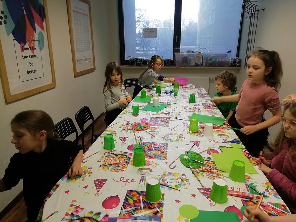 ferie jezykowe angielski dla dzieci archibald kids warszawa