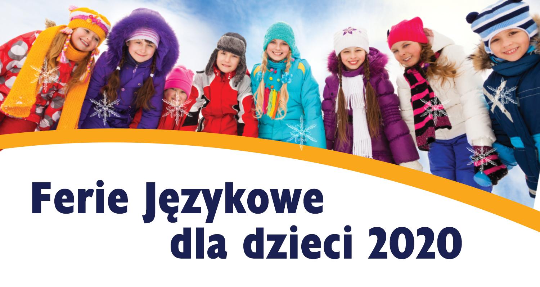 ferie jezykowe banner
