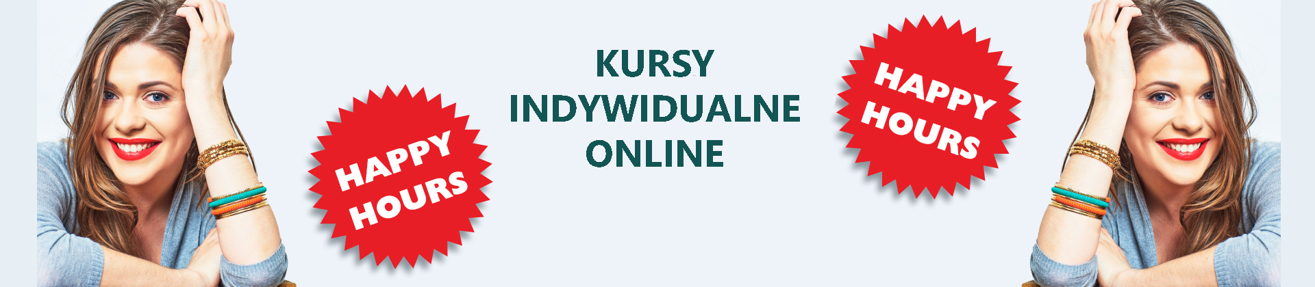 kursy indywidualne online banner