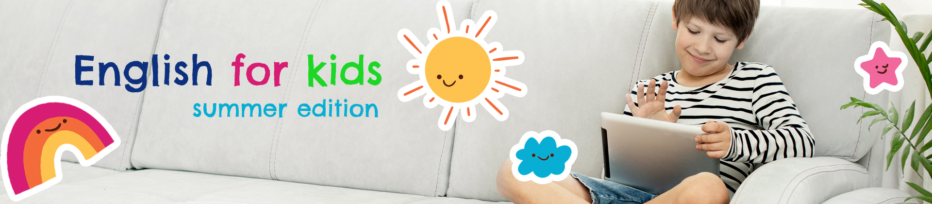 english for kids summer edition