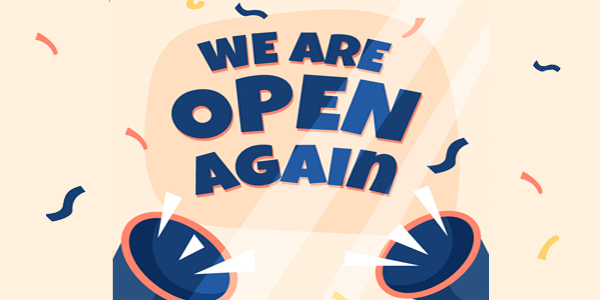 we are open archibald
